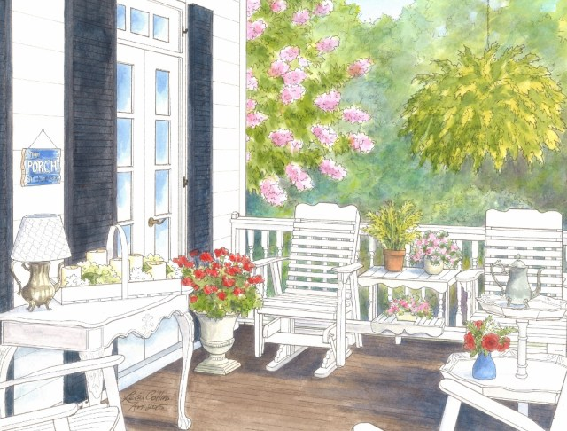 Watercolor Portrait of Porch (1024x777)