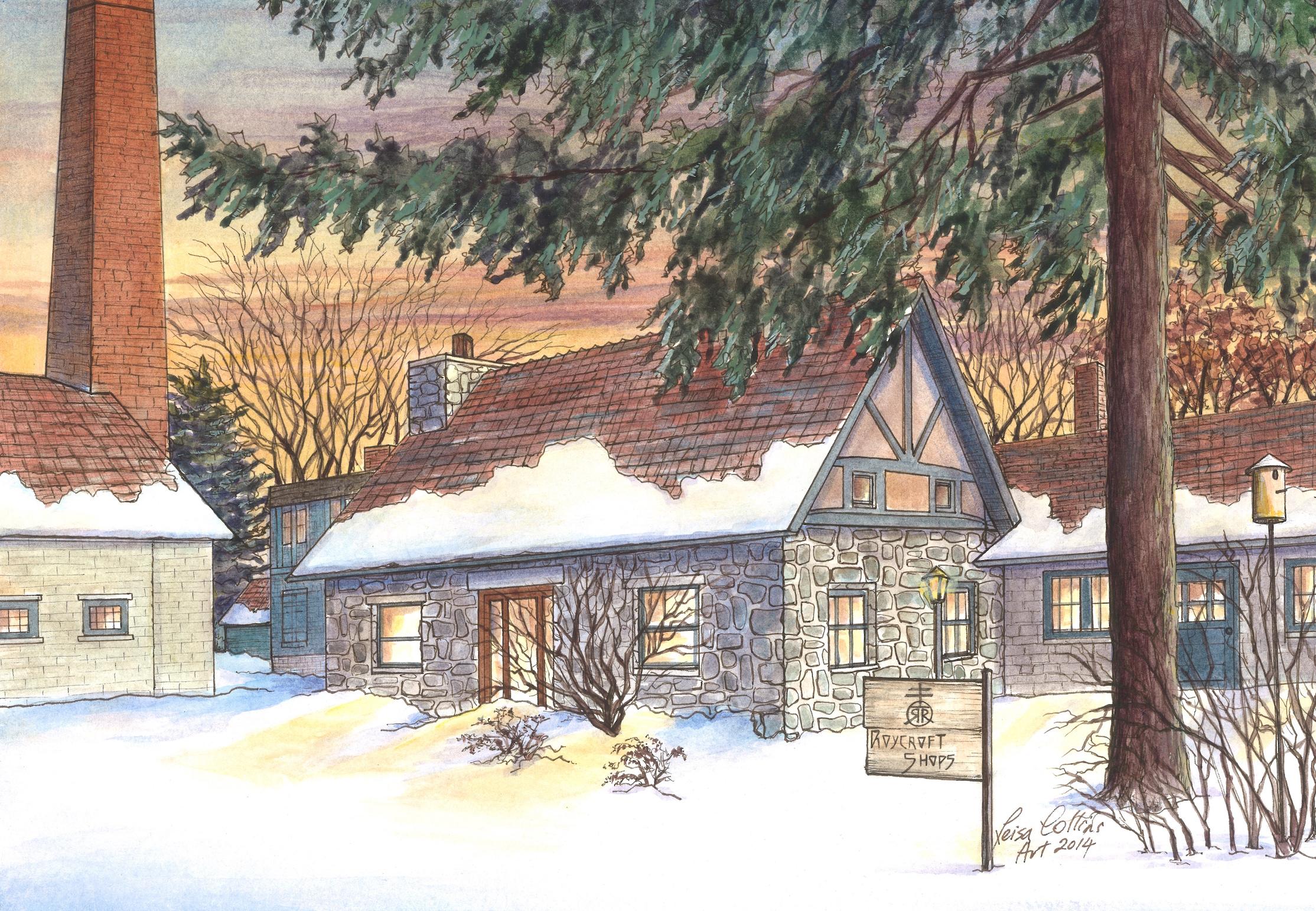 18.-Arts-Crafts-Historic-Places-Roycroft-Campus-