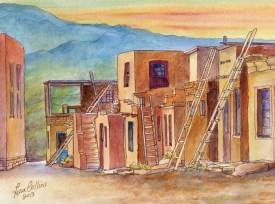 Acoma Pueblo NM