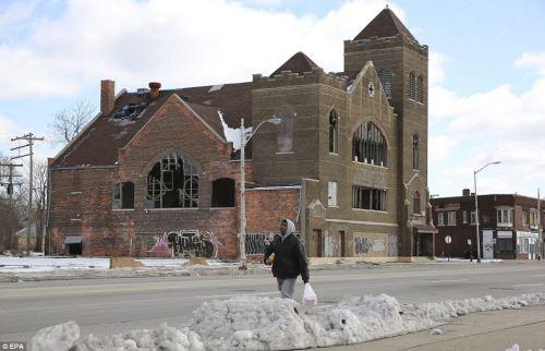 Church detroit