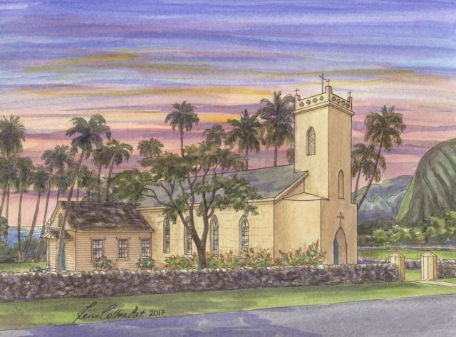 St. Philomena Catholic Church, Hawaii