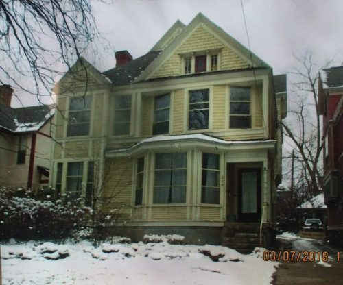 268 Paris Ave SE, Heritage Hill, before renovations started.