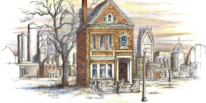 Watercolor Homes of Greater Detroit Area, MI