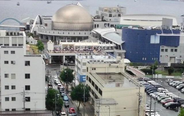 名古屋港水族館 駐車場 割引