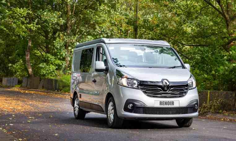 Renault Renoir campervan