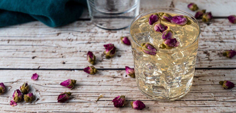 Jasmine Rose Iced Tea