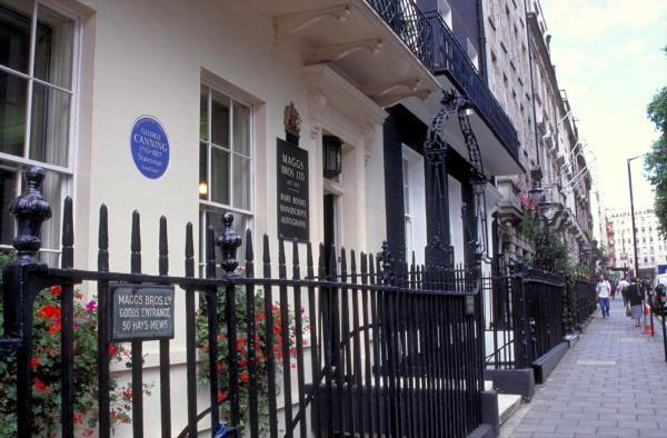 London Mayfair District Posh And Privileged