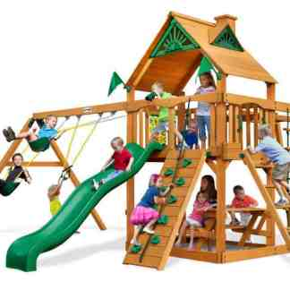 Gorilla Navigator Play Set Swing Set