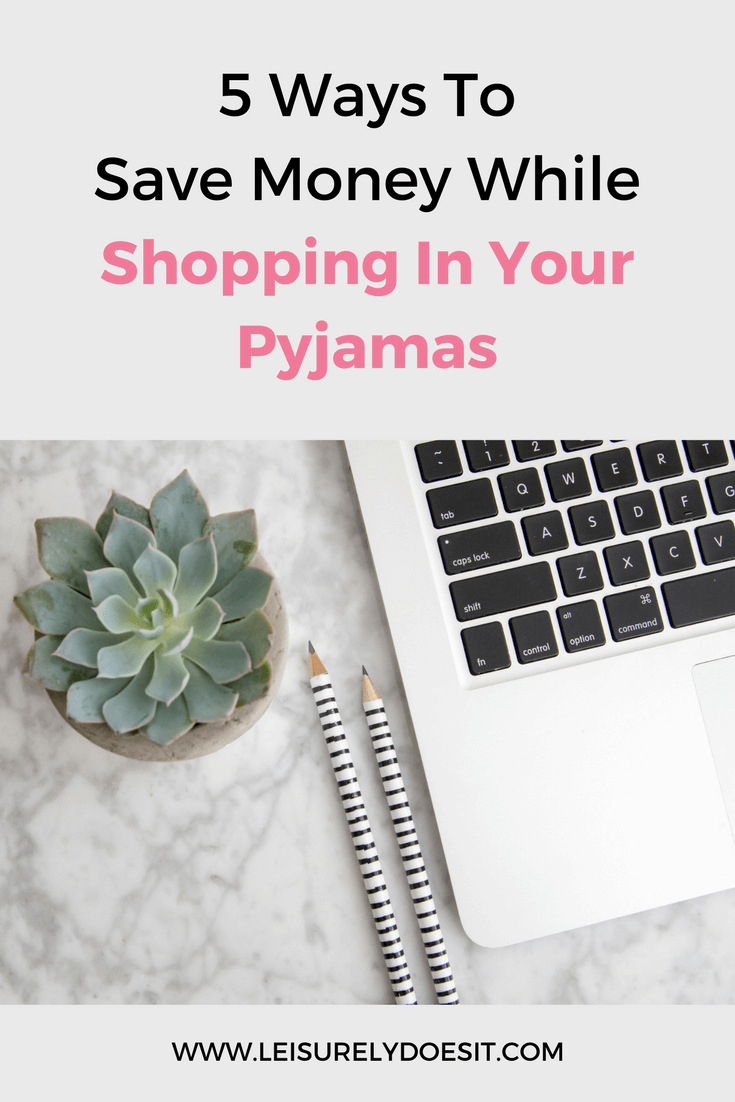 I love shopping but my purse sure doesn't like when I do it. Over the years, I have found ways to help me save money while I shop online. See how I do it.
