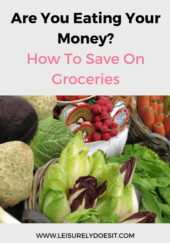Do you feel as though you are blowing your budget on food every month? Follow these tips to save on groceries and stop eating all of your money.