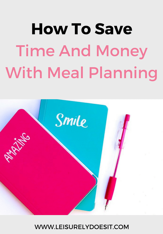 Meal planning saves you time, money and helps keep your sanity intact on your busiest days. Follow this simple guide for beginners to get started.