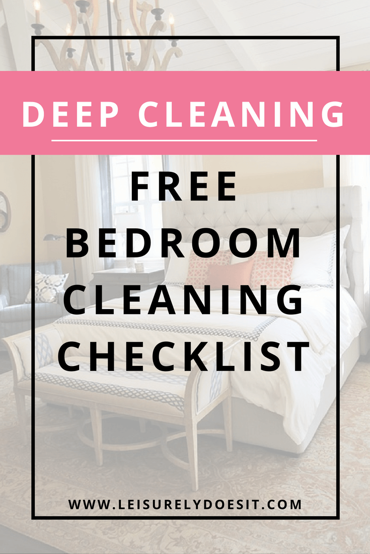 Do You Neglect To Clean Your Bedroom Often Because Itu0027s A Space Guests  Never See?