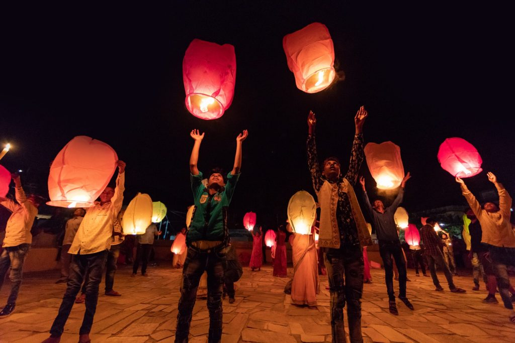 facts about lantern festival, thailand