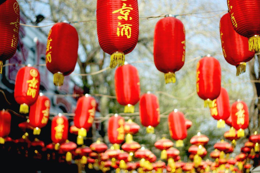Yi Peng lantern festival thailand