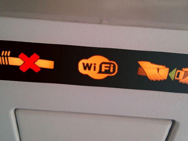 加拿大回国哪一些飞机航班上有WIFI