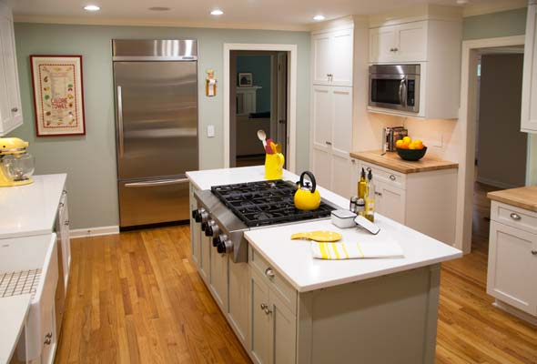 Complete Kitchen Remodel  Leites Culinaria