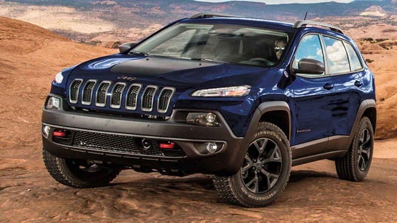 2018 Jeep Cherokee In Aberdeen, Nc  Leith Chrysler Dodge