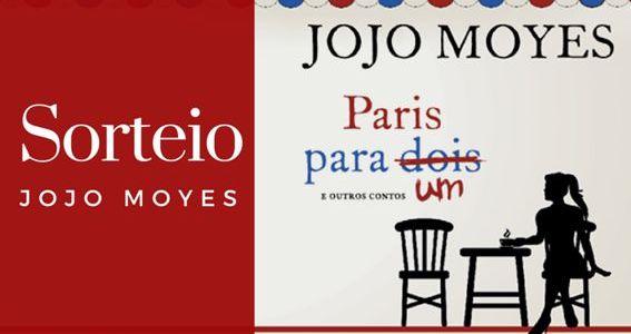 Sorteio Jojo Moyes: 3 Kits