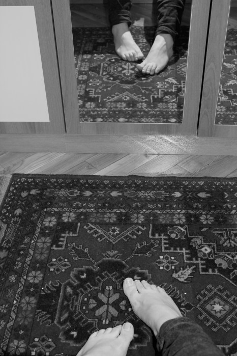 Chambre et tapis