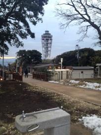 La tour du Jardin botanique
