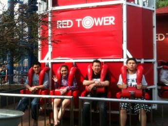 Red Tower - estomac sensible s'abstenir