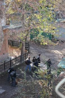 Tachkent: journée de service communautaire des élèves - les éclats de voix des jeunes filles résonnaient sur les murs
