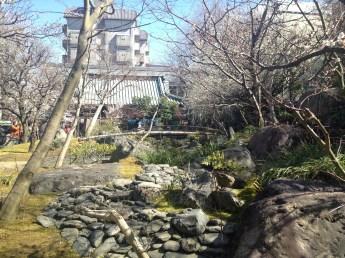 Jardin du temple