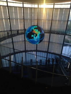 Le geo-globe