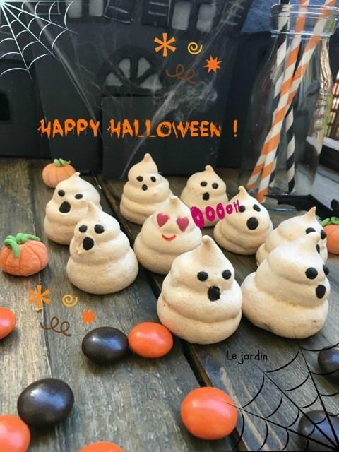 Fantômes meringue