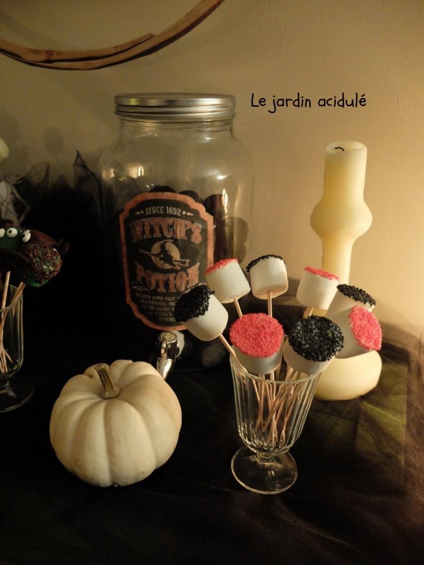 Candy bar Halloween