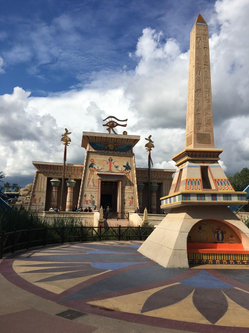Parc Astérix Oziris 1