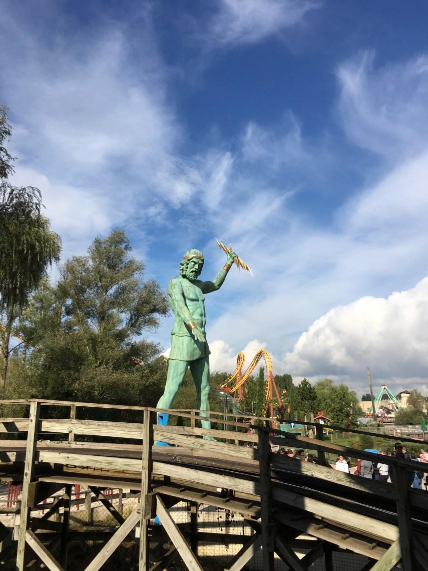 Parc Astérix Tonnerre de Zeus 2