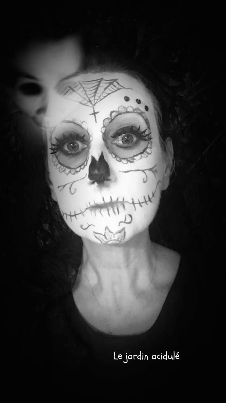 Halloween makeup 10