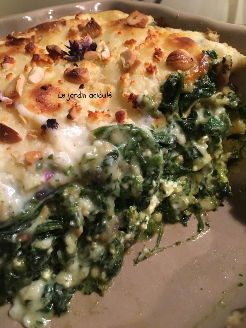 lasagnes épinards 5