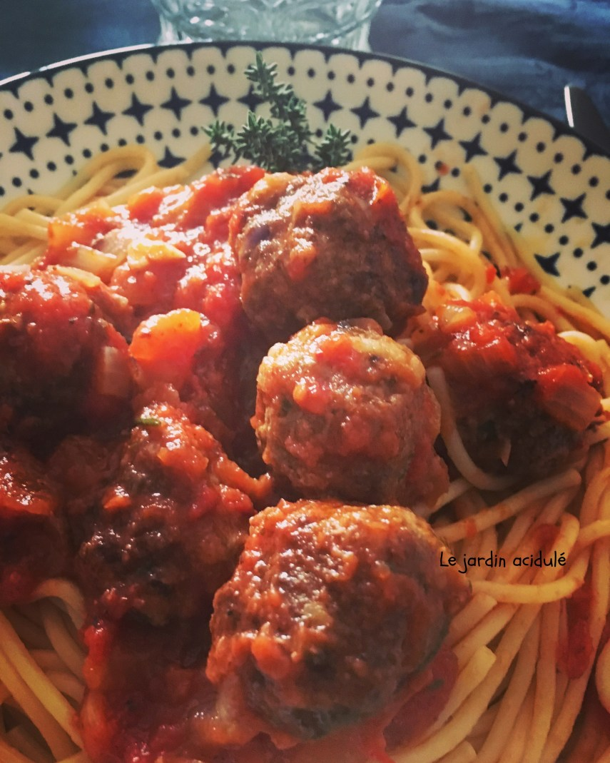 Meatballs 12