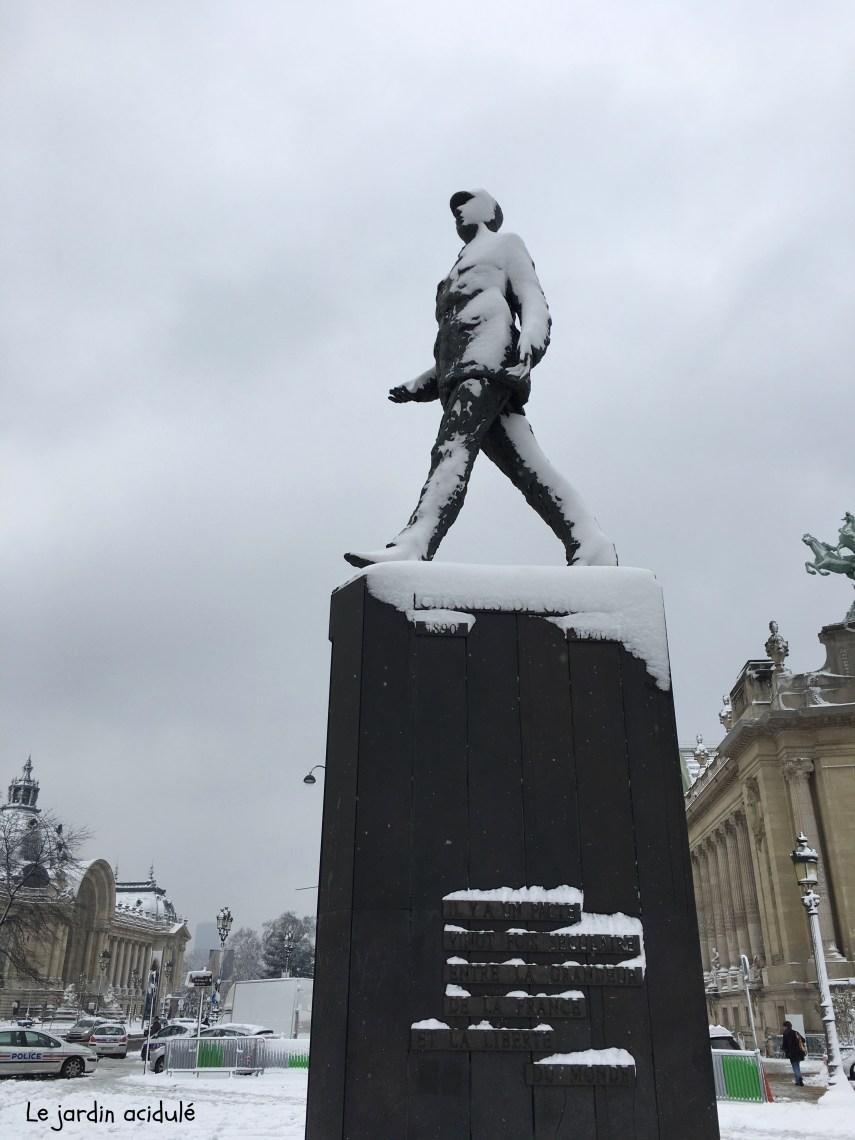 Paris neige 12
