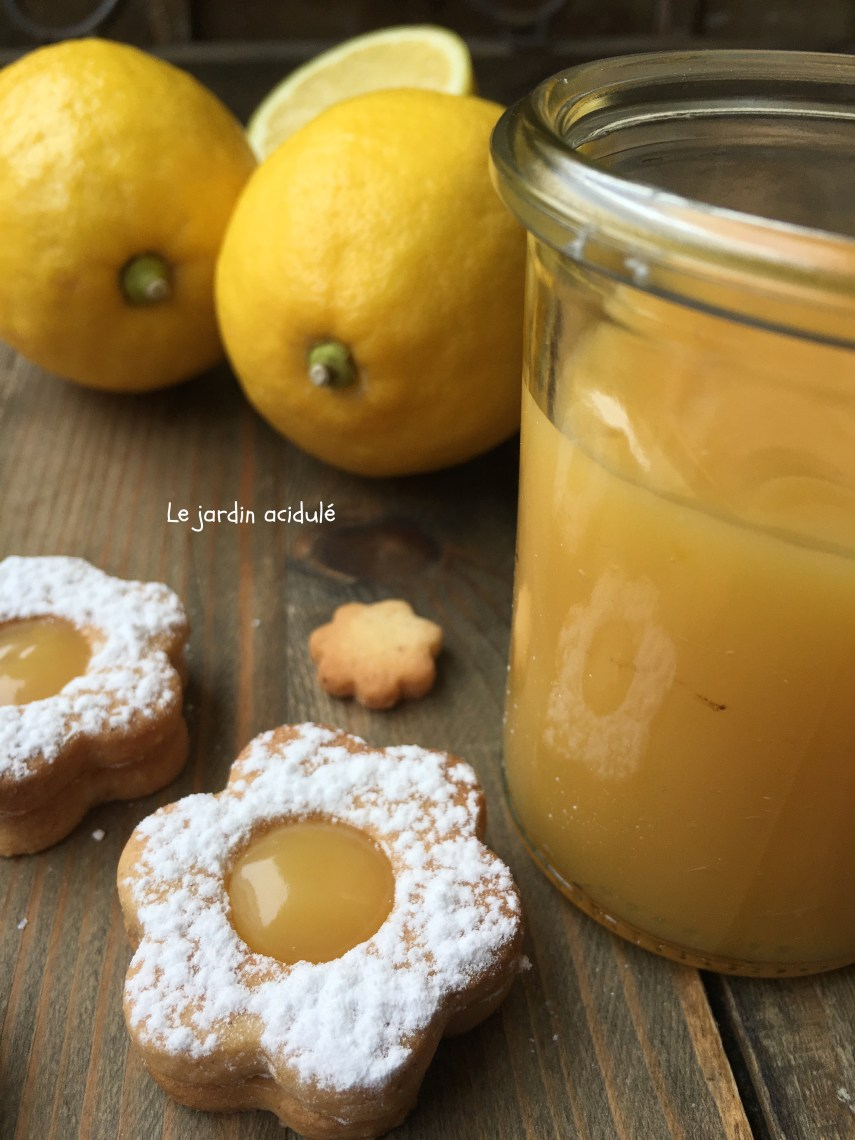 Biscuits citrons 3