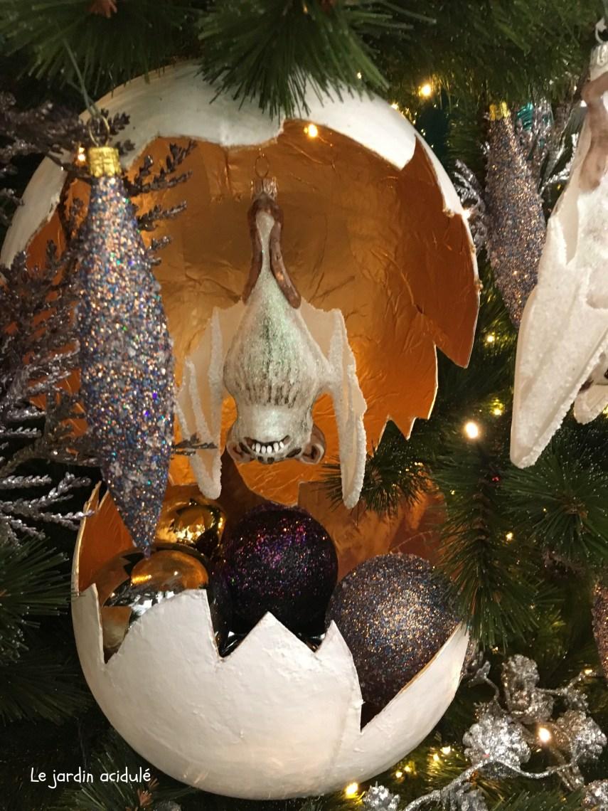 boules de Noël originales et insolites