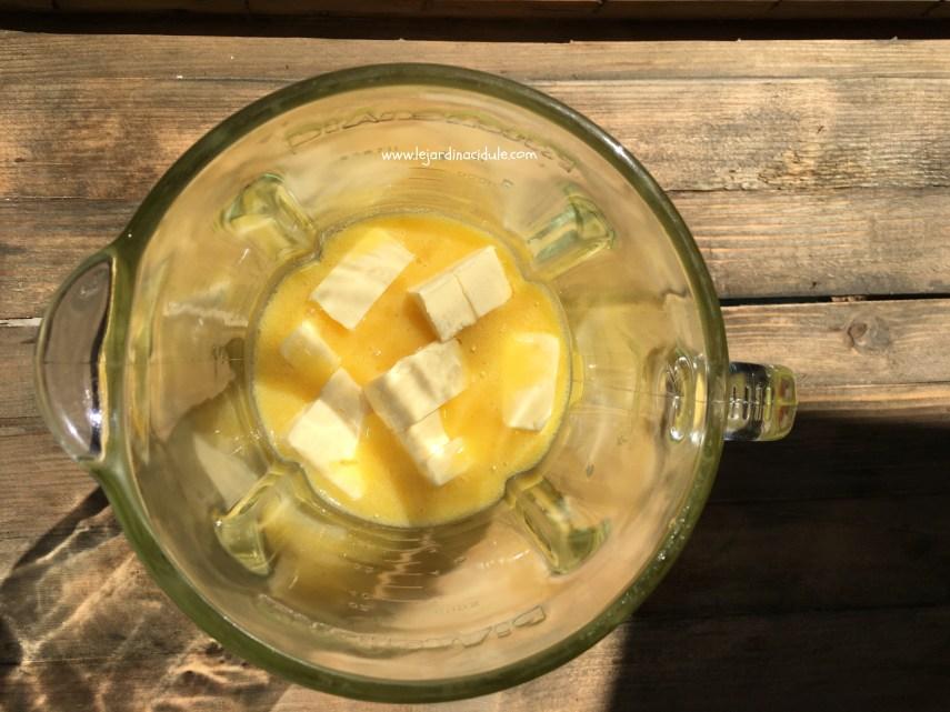 crémeux citron