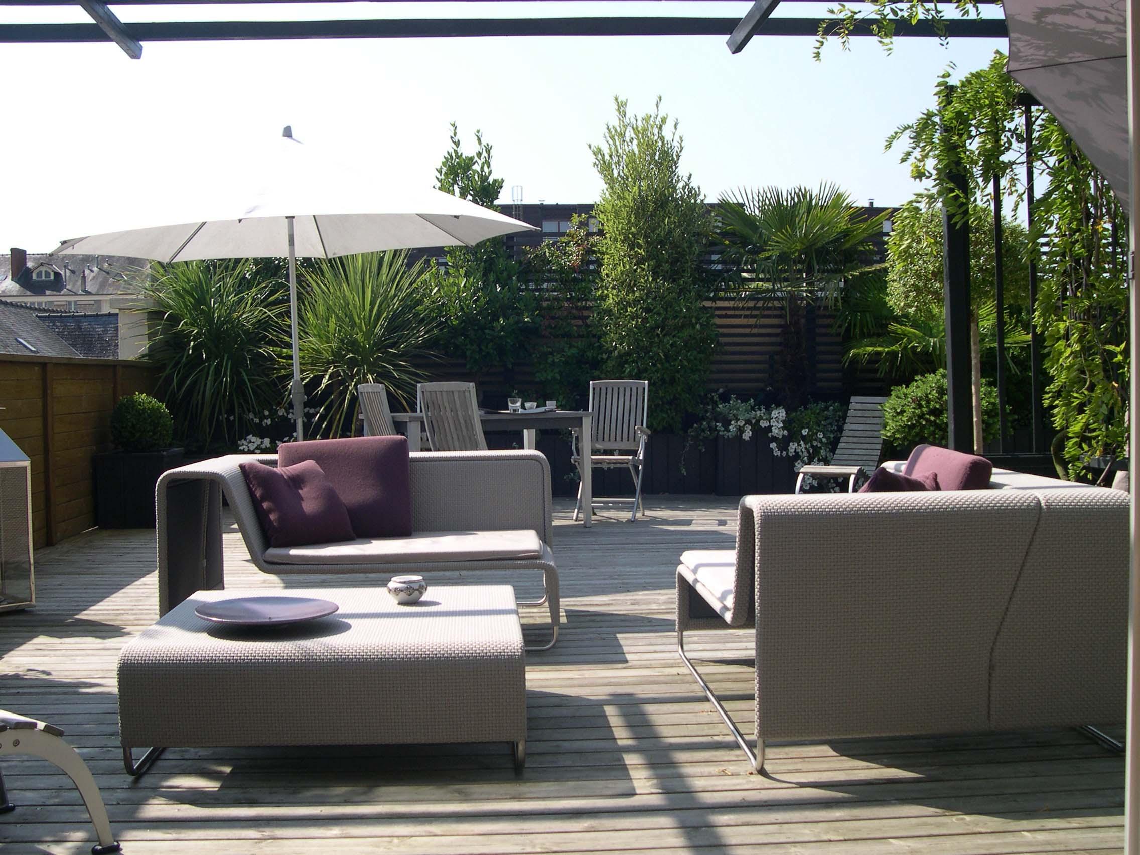 Terrasse Jardin Rennes | Programme Résidence Habitat Terrasse Jardin ...