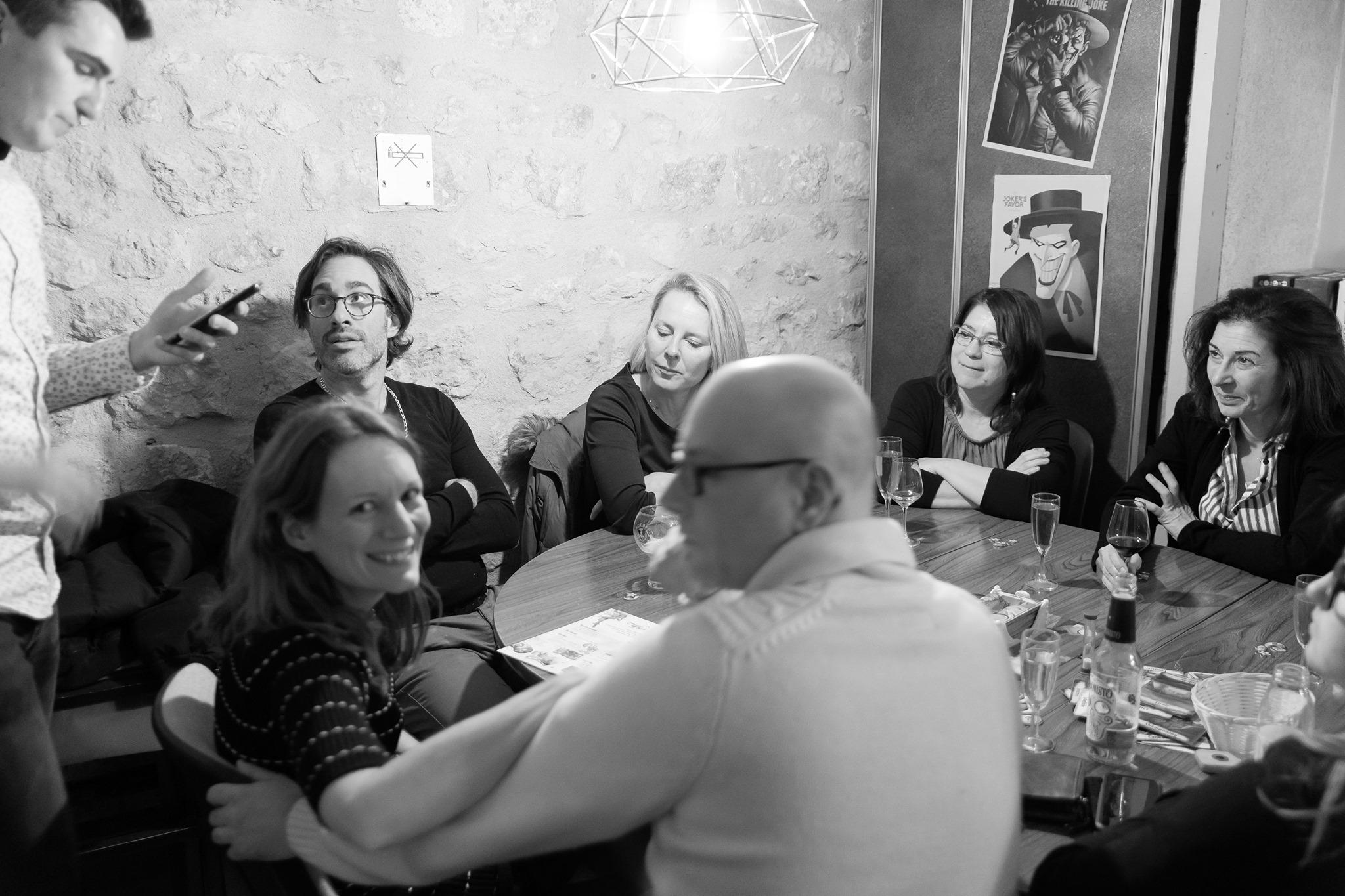 Saintes : Ouverture des bars et restaurants Mardi 2 Juin