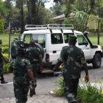 9 officiers supérieurs des FARDCarrêtés au Nord Kivu