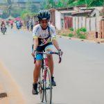 Inès Nkezabahizifait 80km par jour sur des itinéraires variés