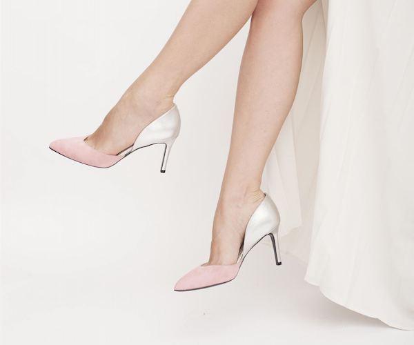 Faber Novella Custom Bridal Shoes