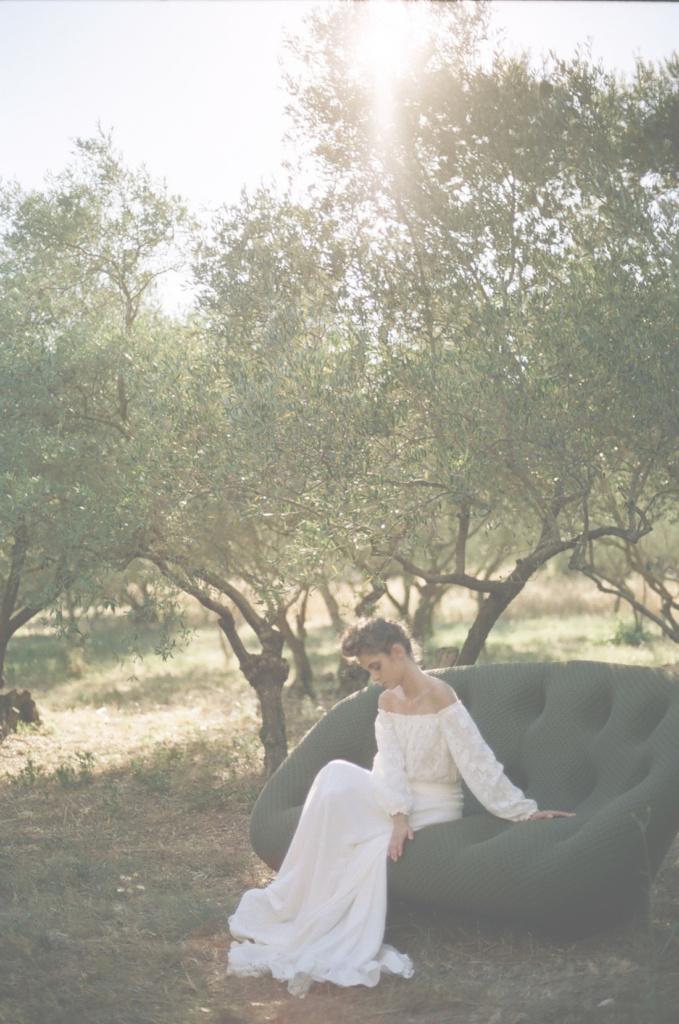 Donatelle Godart's 'Promende' wedding dress