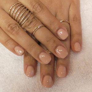 Bridal Manicure, nude nails, bridal trends, bridal nails