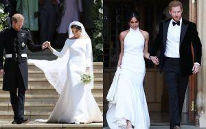 Royal wedding, long sleeve wedding dress, Meghan Markle wedding dress