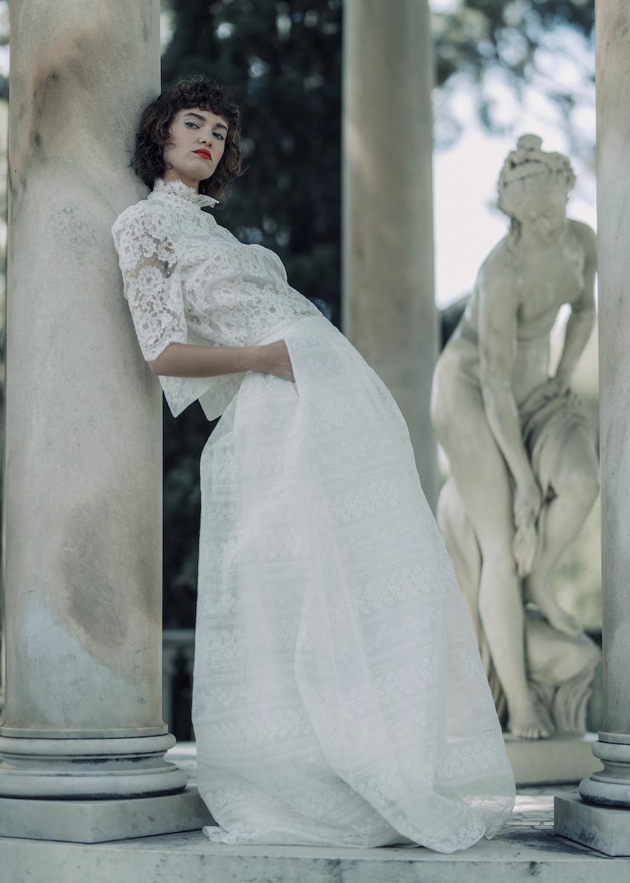Laure de Sagazan, Bridal two piece