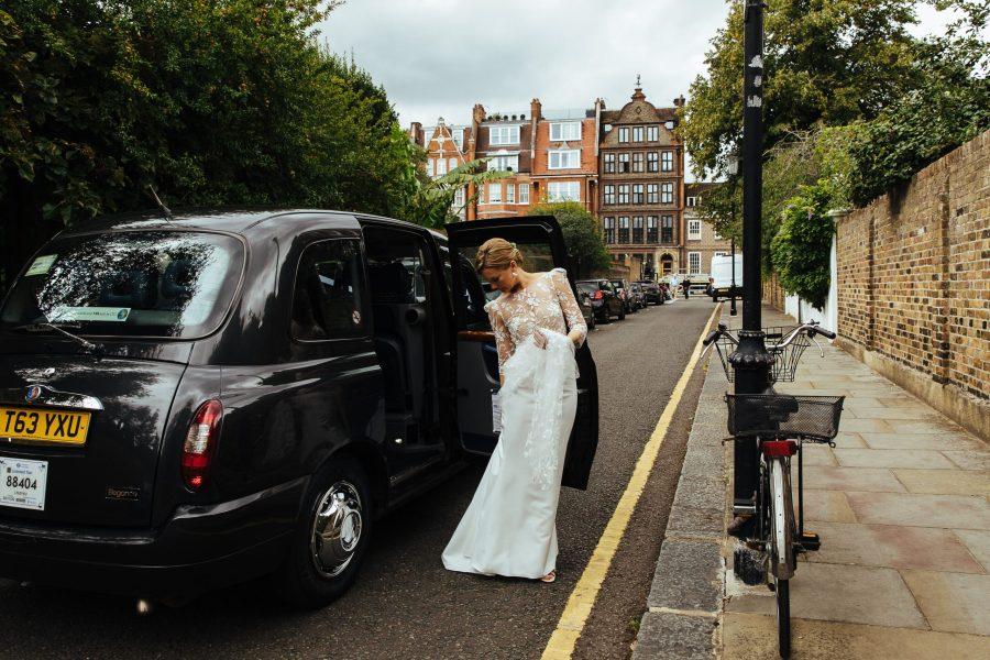 Rime Arodaky, London city wedding, Palmer by Rime Arodaky
