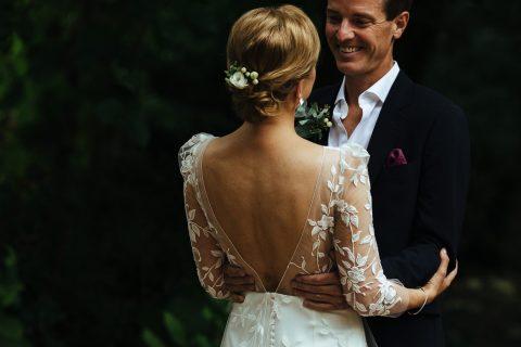 Palmer by Rime Arodaky, Rime Arodaky, The Mews Bridal, London wedding, Covid wedding